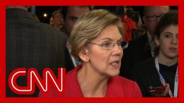 Warren: Buttigieg didn't answer this question 7