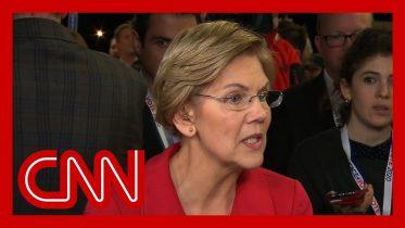 Warren: Buttigieg didn't answer this question 6