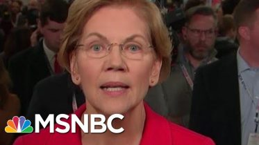 Elizabeth Warren On The 3 Year Anniversary Of 'Nevertheless, She Persisted' | All In | MSNBC 6