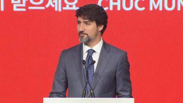 Prime Minister Justin Trudeau condemns racism over coronavirus in Canada 6