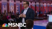 Chris Hayes On The Lack Of Viciousness In The 2020 Race | All In | MSNBC 4