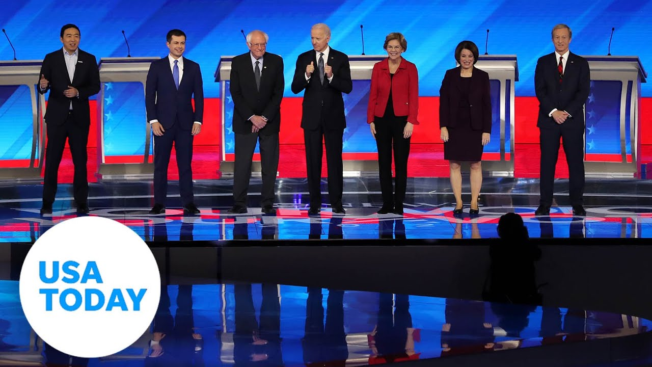 New Hampshire Democratic debate highlights   USA TODAY 1