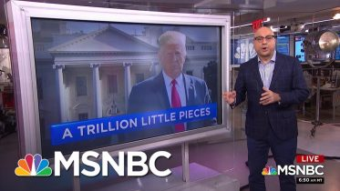 Velshi: The Trillion Little Pieces That'll Be Left Behind To Future Generations | MSNBC 1