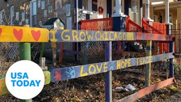 Chicago non-profit aims to help community with gun violence | USA TODAY 6