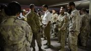 Justin Trudeau makes unannounced stop in Kuwait to visit Canadian troops 2