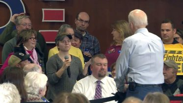 Joe Biden calls woman a 'lying dog-faced pony soldier' at event 6