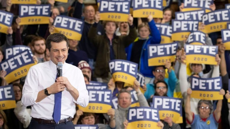 Pete Buttigieg rising as a presidential candidate, but will it last? 1