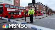 UK Police Shoot Man After 'Terrorist-Related' Incident In London | MSNBC 5