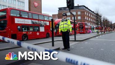 UK Police Shoot Man After 'Terrorist-Related' Incident In London | MSNBC 6