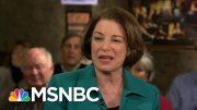 Amy Klobuchar: I Am A Fresh New Face In Politics | Morning Joe | MSNBC 4