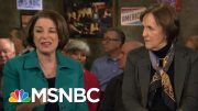 Best Contrast To Trump Is Someone Like Me: Sen. Amy Klobuchar | Morning Joe | MSNBC 2