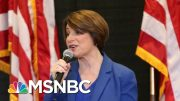 Amy Klobuchar: 'I Am Able To Lead Our Country. That's My Closing Argument' | Andrea Mitchell | MSNBC 3