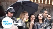 Rain at the Oscars proved to be a good sign   USA TODAY 5