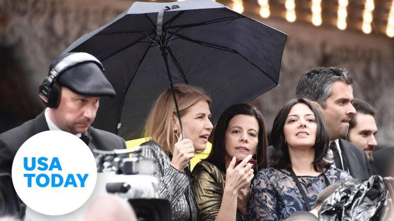 Rain at the Oscars proved to be a good sign | USA TODAY 1