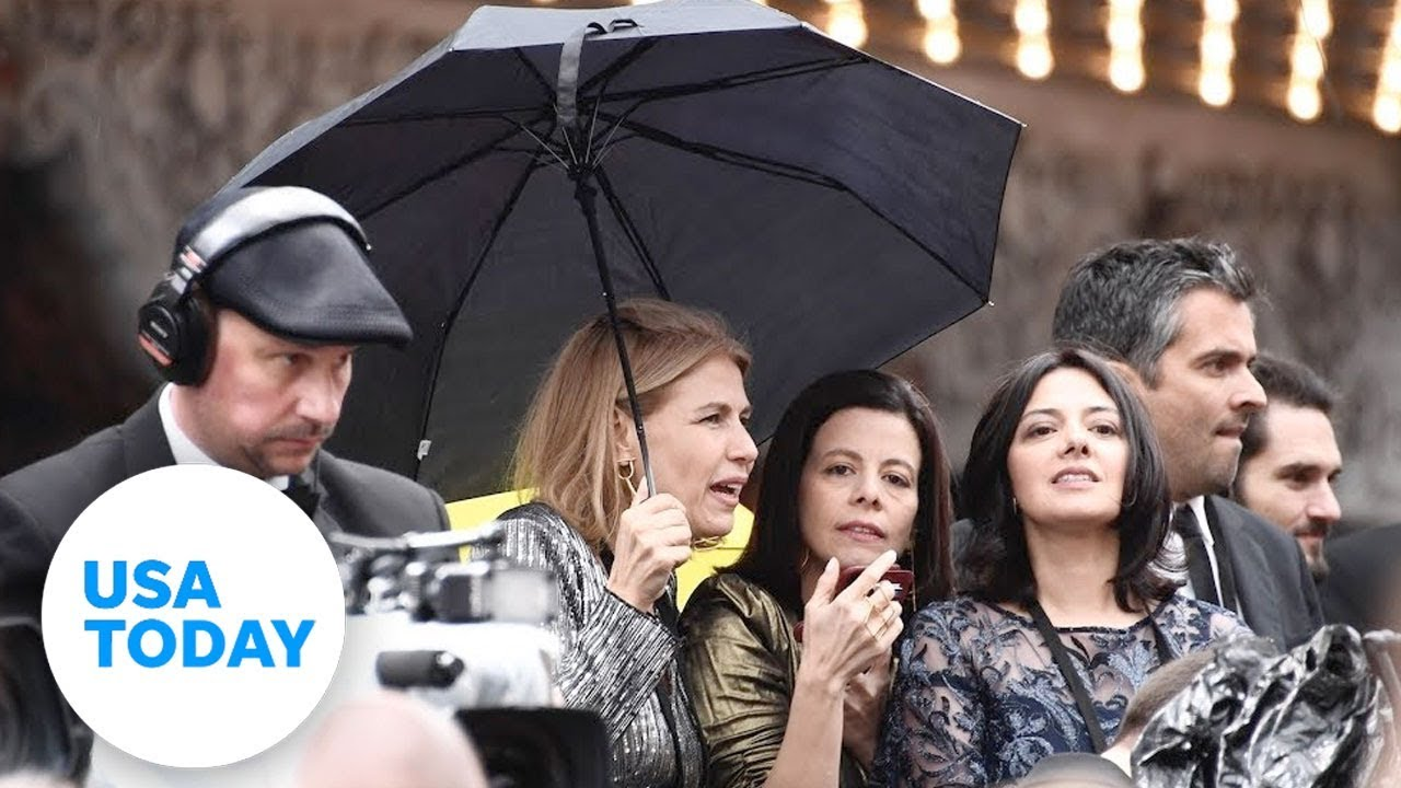 Rain at the Oscars proved to be a good sign | USA TODAY 8