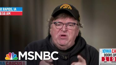Michael Moore:People Are Sick And Tired Of Being Sick And Tired | MSNBC 6
