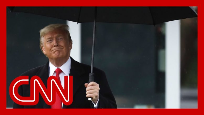 CNN reporter: This Trump impeachment claim 'is almost comical' 1