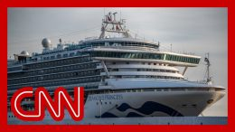 Coronavirus infection rate on cruise ship doubles in one day to 135 6