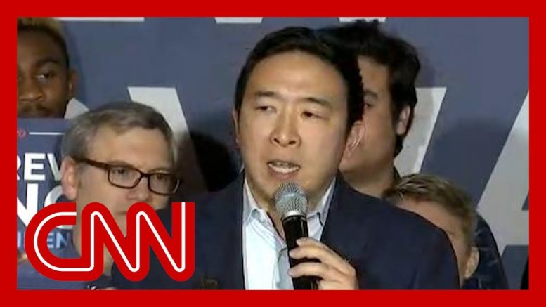 Andrew Yang suspends 2020 presidential campaign 1
