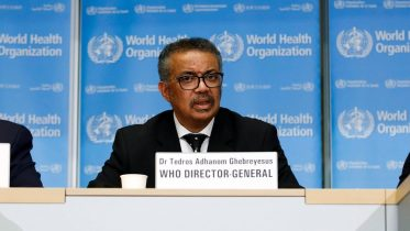 'Window of opportunity' to fight coronavirus: WHO 6