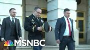 Trump Vindictiveness Sends Chilling Message To U.S. Officials | Rachel Maddow | MSNBC 2