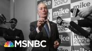 Skipping Iowa And New Hampshire, Bloomberg Builds A National Political Army | The 11th Hour | MSNBC 3