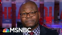 Jason Johnson: This Is A Life Or Death Election For Black Voters | The 11th Hour | MSNBC 3