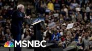 Sen. Bernie Sanders Captures Enthusiasm, Electricity Of NH | Morning Joe | MSNBC 3