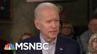 Joe Biden: Mickey Mouse Could Run Against Trump And Have A Shot | Morning Joe | MSNBC 6