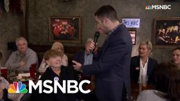 N.H. Voter: I Voted For Sanders Because Of Media's 'Cynical' Coverage Of Him | MSNBC 6