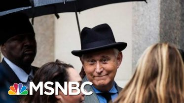Prosecutor In Roger Stone Case Resigns After DOJ Plans To Reduce Sentence | Velshi & Ruhle | MSNBC 10