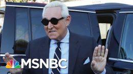 Multiple Prosecutors Quit Roger Stone Case After DOJ Announces Reduced Sentence | Deadline | MSNBC 3