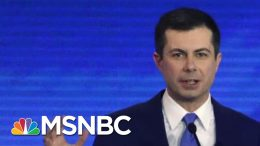 Buttigieg Campaign Co-Chair: N.H. Primary Will Create 'Dramatic Shift' | MTP Daily | MSNBC 8