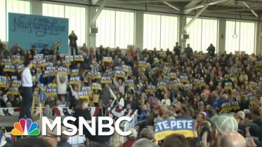New Hampshire Voters Head To Cast Votes In The First 2020 Democratic Primary | Deadline | MSNBC 1