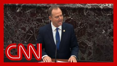 Watch Schiff's warning for GOP senators at Trump's trial: We must say enough! 6