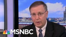 Rosenberg: Eventual Roger Stone Verdict 'Infected' After DOJ Removes Appearance Of Fairness | MSNBC 5