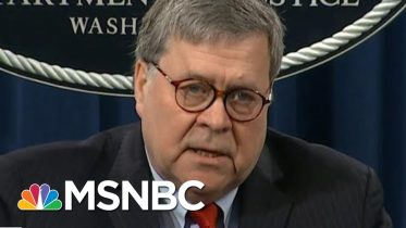 A.G. Barr Interfering In Legal Cases Tied To Trump: NBC News | Rachel Maddow | MSNBC 6