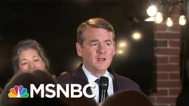 Sen. Michael Bennet Ends Presidential Bid   MSNBC 6