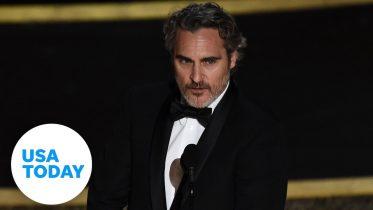 Joaquin Phoenix gives emotional speech at the 2020 Oscars | USA TODAY 6