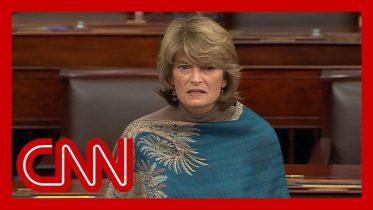 Key GOP senator reveals Trump impeachment trial vote 2