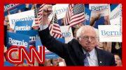 Bernie Sanders declares victory in New Hampshire 5