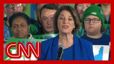 Klobuchar's emotional speech in New Hampshire sheds light on family history 6