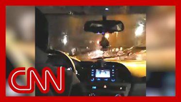 Uber passengers livestream nightmare ride 4