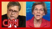Warren on DOJ: We're watching dissent into authoritarianism 2
