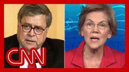 Warren on DOJ: We're watching dissent into authoritarianism 7
