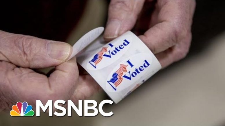 Democrats Look Ahead To More Diverse States Of Nevada And South Carolina | The 11th Hour | MSNBC 1