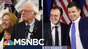 Sanders Wins NH, But Buttigieg Will Get The Same Number Of Delegates | The 11th Hour | MSNBC 4