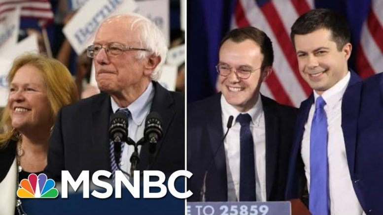 Sanders Wins NH, But Buttigieg Will Get The Same Number Of Delegates | The 11th Hour | MSNBC 1