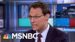 Steve Kornacki: New Hampshire Voter Turnout On Pace To Be Slightly Higher Than 2008 | All In | MSNBC 5