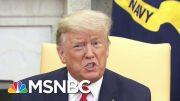 Holder Blasts AG Barr 'Abhorrent' Behavior, DOJ Official Warns Of 'Tuesday Night Massacre' | MSNBC 4